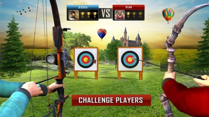Archery King, Best Sports Games for Android