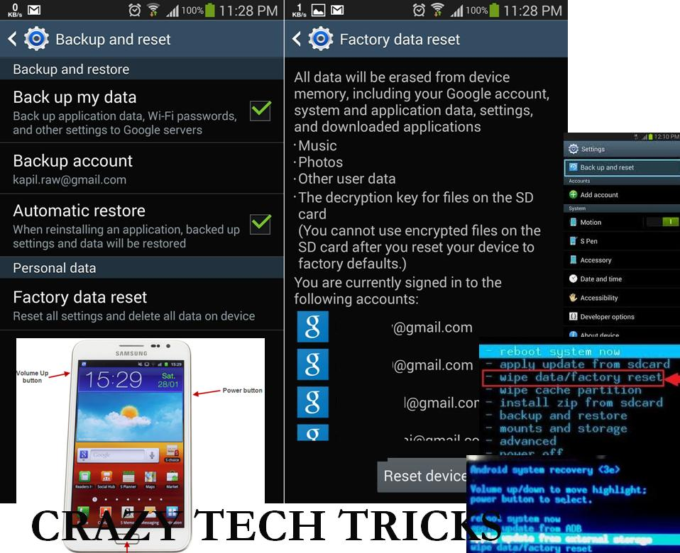 3 methods to hard reset samsung galaxy note 3 4 and 5 without top 3 methods to hard reset samsung galaxy note 3 4 and 5 without losing any data ccuart Image collections