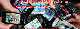 10 reasons Why your Smartphones hang