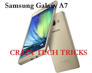 Samsung Galaxy A7 launched in India