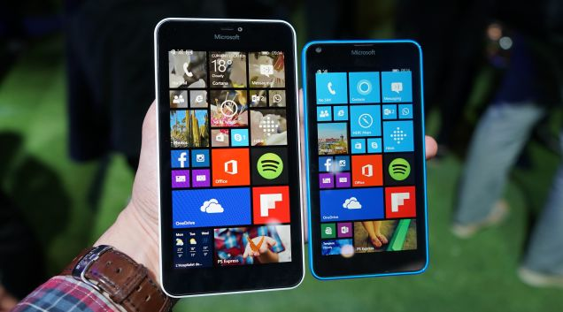 Microsoft Lumia 640 XL Specifications