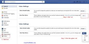 How to Disable Facebook Autoplay Video on Mobile, Desktop