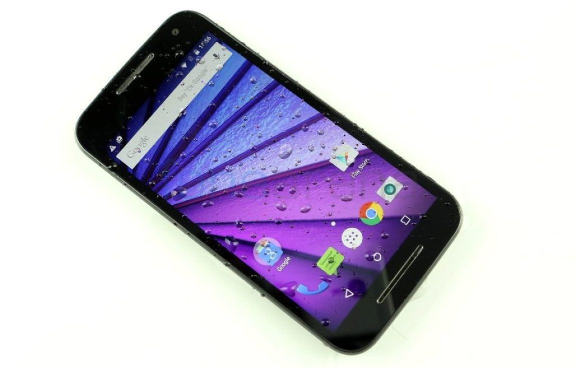 Motorola Moto G (3rd Gen) - Top 10 Best Android Phones Under Rs 10000 in India 2016 [Buy using Coupons]