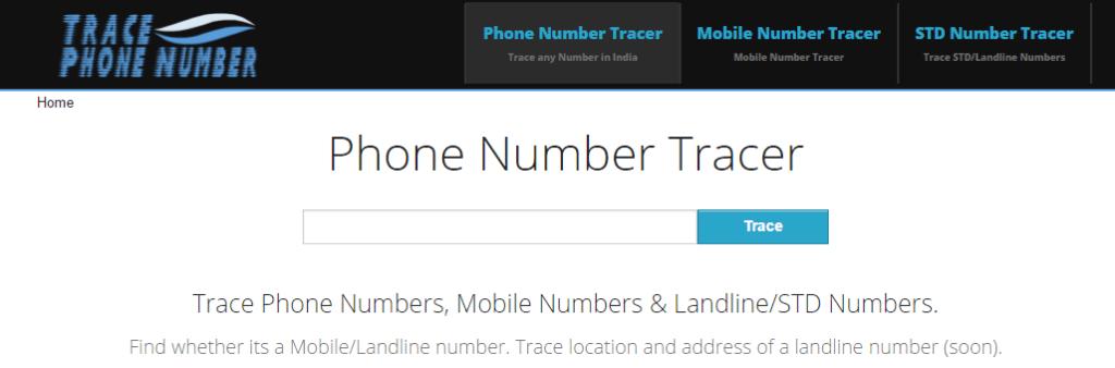 Top 10 Best Websites to Track Mobile Number - Trace Mobile ...