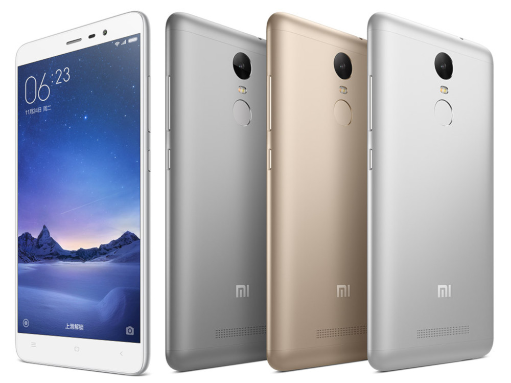Xiaomi Redmi Note 3 specifications - Best Android Phones Under Rs 10000 in India 2016