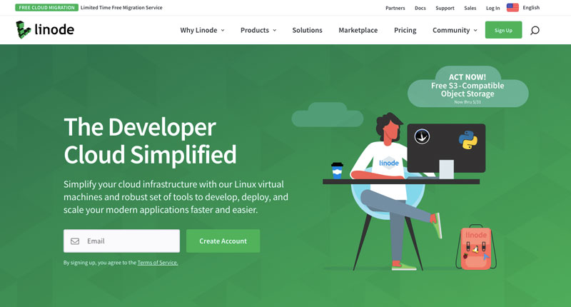 linode digitalocean alternative