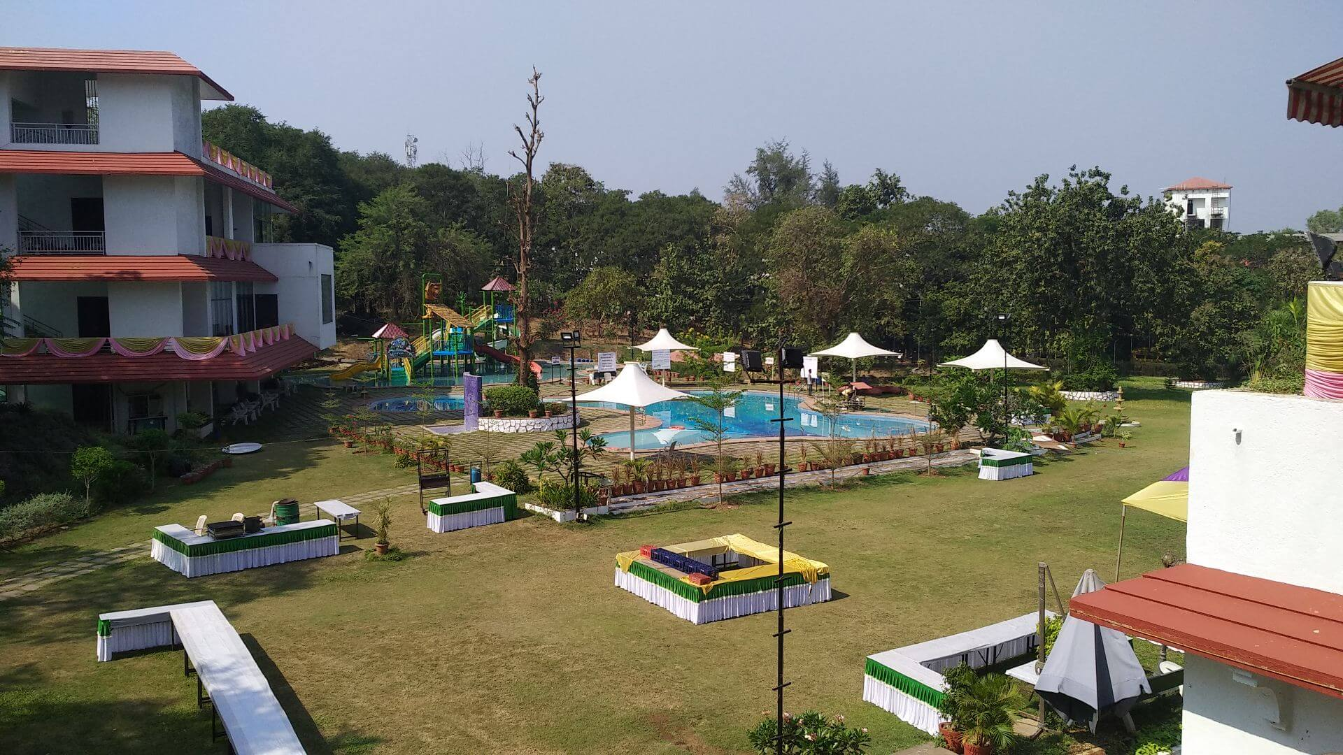 Moments Of Complete Bliss At The Khanvel Resort