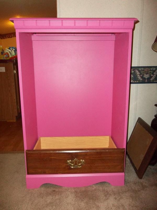 Repurposed Dresser Crazy World Good Times