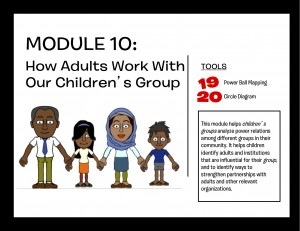 Module 10: How Adults Work with Our Children's Group