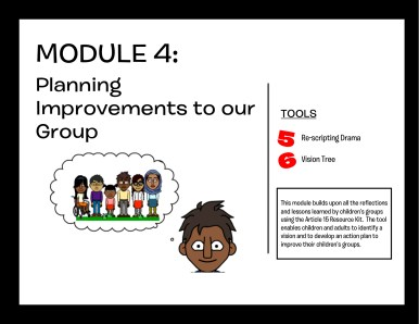Module 4: Planning Improvements to Our Group