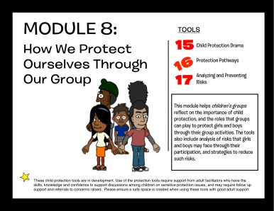 Module 8: How We Protect Ourselves Through Our Group