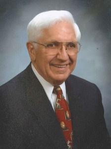 Russell E. Diethrick, Jr. was presented the 2001 John D. Hamilton Community Service Award.