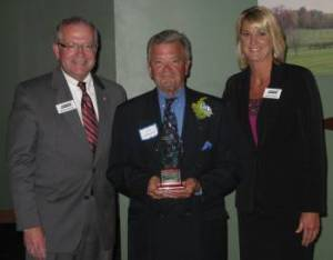 Community Foundation Presents John Anderson with Annual Community Service Award
