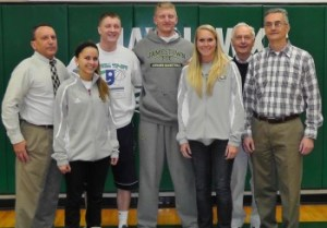 JCC Basketball Players Receive Scholarships