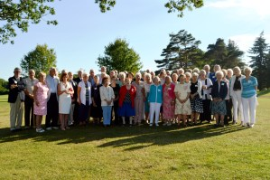 JHS Class of 1950 Celebrates 65th Reunion