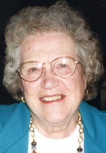 Alice Luella (Hill) Hillebert