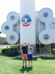 Space Camp Scholarship Applications Due Nov. 15