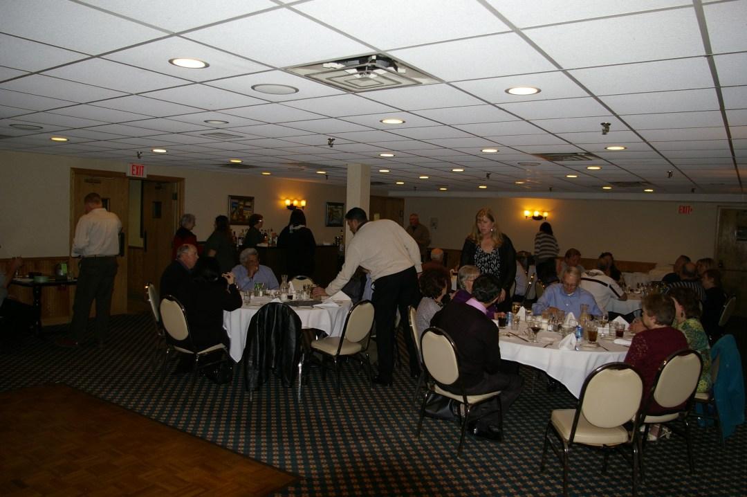Annual Banquet – 2014