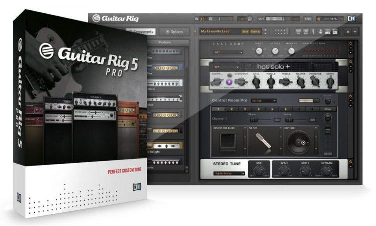 Guitar Rig 5 Mac Crack v5.2.2 VST Torrent 2021 Download