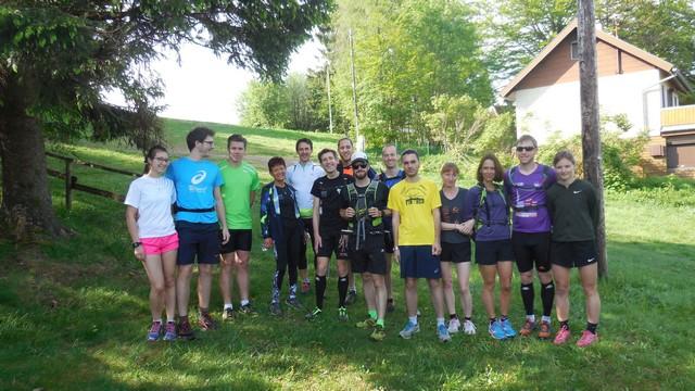 Sous Le Signe Du Triathlon Et Du Trail Convivial Running
