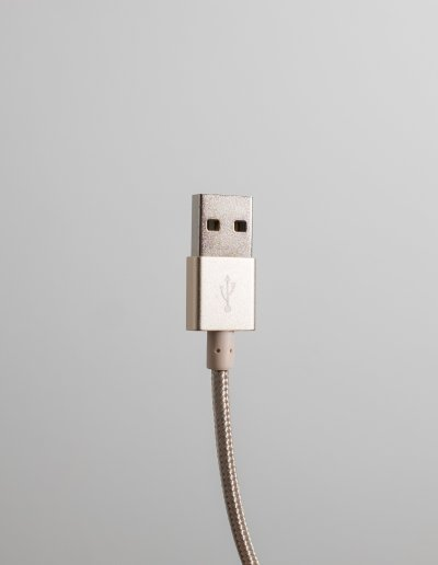 CRCTech Gold lightning usb cable 3