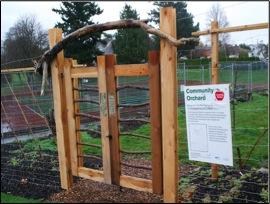 Banfield Orchard Gates