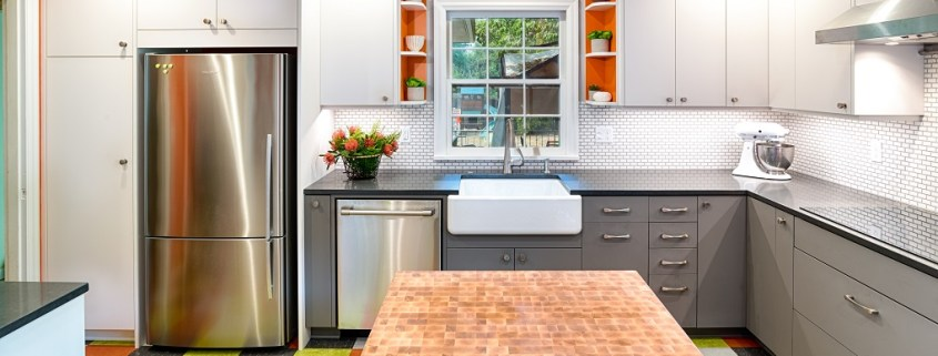 Kitchen remodel in Salem Oregon