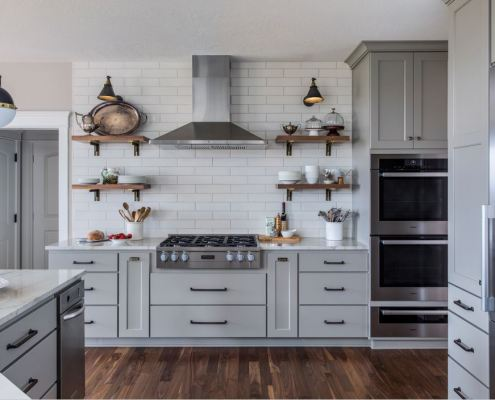 Amity Oregon kitchen remodel