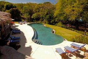 Ocotal Beach Club - Pool View