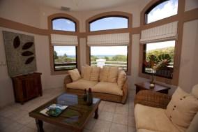 Pura Vida Villa - Living Room