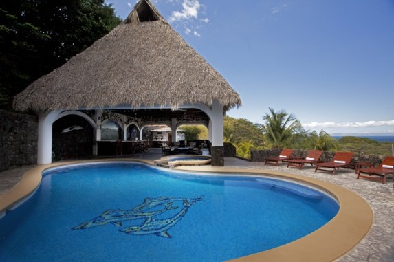 Pura Vida Villa - Pool