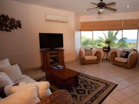 Villa las Olas - Living Area