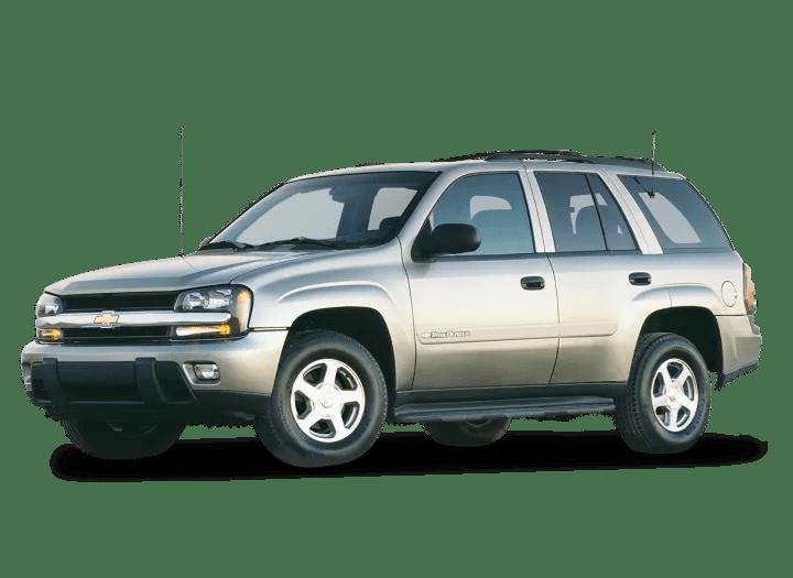 2003 chevrolet trailblazer reviews