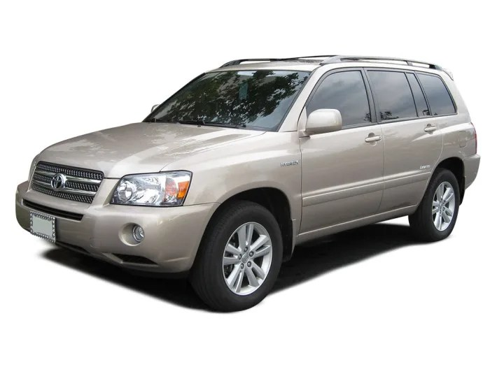 2006 toyota highlander reviews