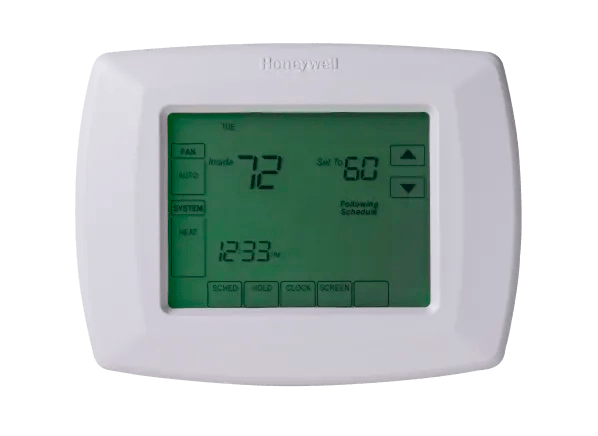 Honeywell Touchscreen RTH8500D Thermostat