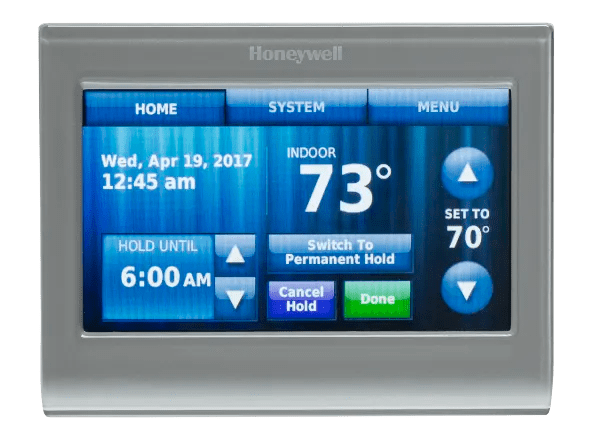 honeywell rth9580wf youtube voltmeter gauge wiring diagram thermostat summary information from consumer reports