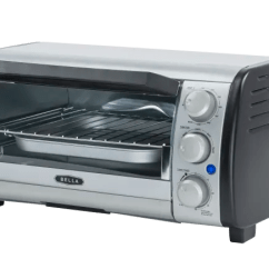 Bella Kitchen Rolling Island 4 Slice 14326 Toaster Oven Summary Information From Consumer