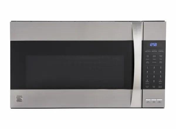 kenmore elite 80373 microwave oven