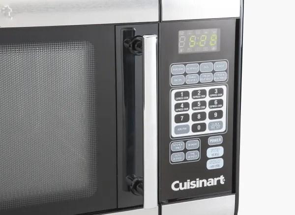 cuisinart cmw 100 microwave oven