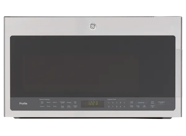 ge profile pvm9005sjss microwave oven