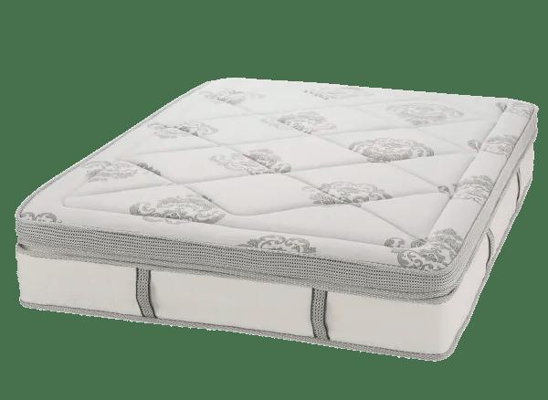 modern sleep pillowtop hybrid mattress