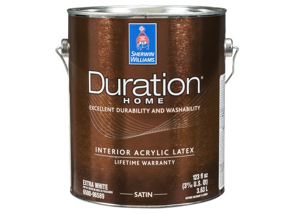 Sherwin williams duration interior paint review for Sherwin williams super paint vs duration exterior