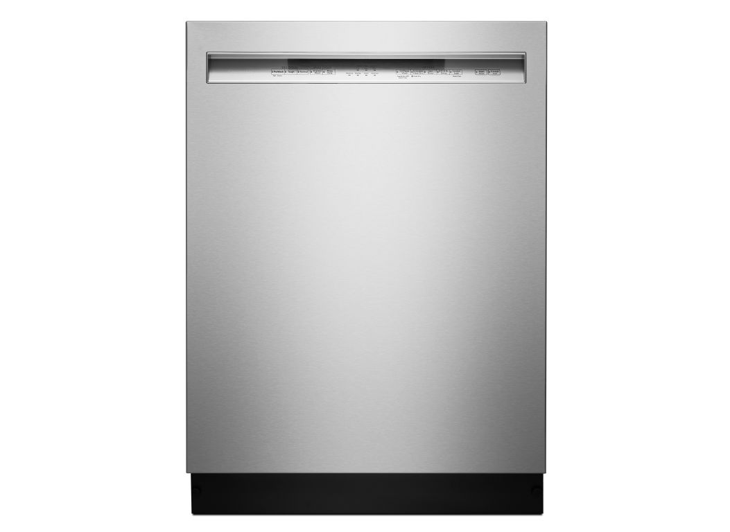 kitchen aid dishwasher reviews stainless steel cabinets kitchenaid kdfe104hps consumer reports