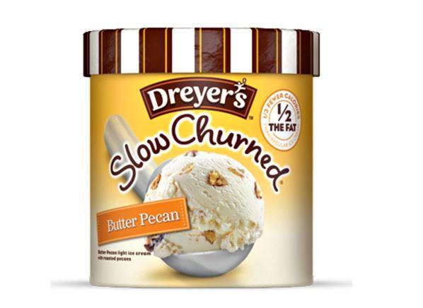 Dreyer39sEdy39s Slow Churned Butter Pecan Ice Cream