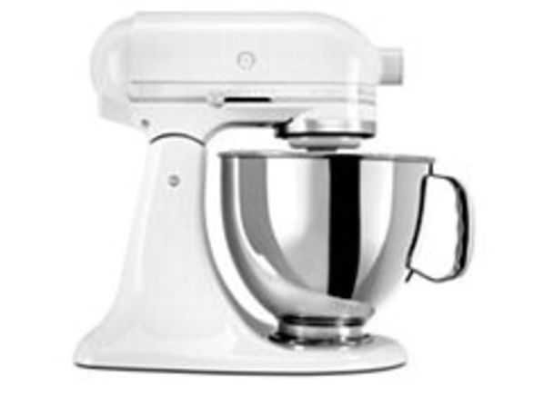 kitchen aid products bistro table kitchenaid artisan ksm150ps ww mixer summary information from