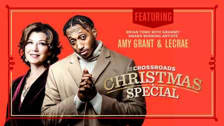 WATCH: Amy Grant, Lecrae Team Up With Crossroads Church for Christmas Special