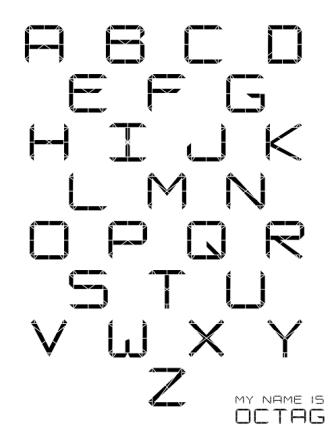 8-1-Modular Type-OCTAG-BL