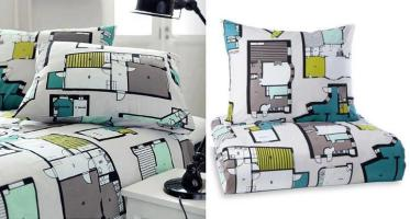 Architectural Designed Pillows
