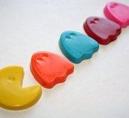 Pac-Man Mini Crayons - Set of 5