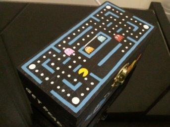 Pac-man Trinket Box